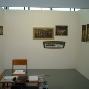 The Manchester Contemporary 2009, Booth installation image