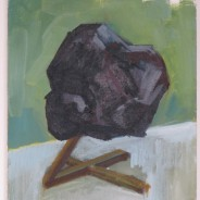 2011, Oil on canvas, 35cm x 43.5cm