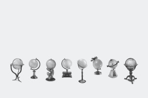 Hondartza Fraga - 365 Globes (composite)